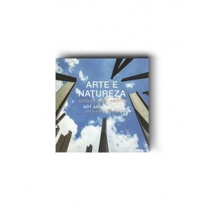 Livro Arte e Natureza – Museus a Céu Aberto