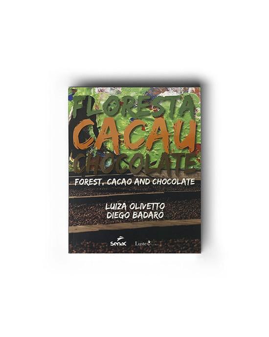 Livro Floresta, Cacau e Chocolate
